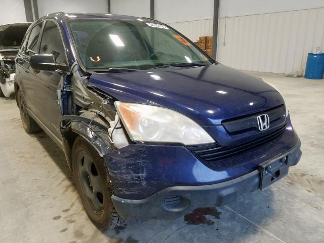 Honda CR-V LX salvage cars for sale: 2008 Honda CR-V LX