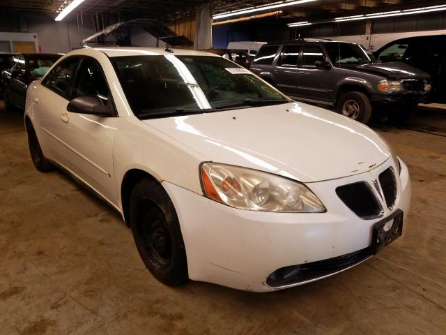 Salvage 2008 Pontiac G6 VALUE L for sale