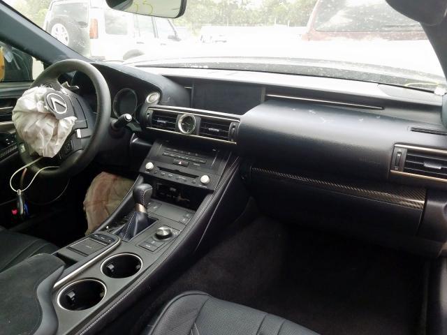2016 Lexus RC-F | Vin: JTHHP5BC2G5005361