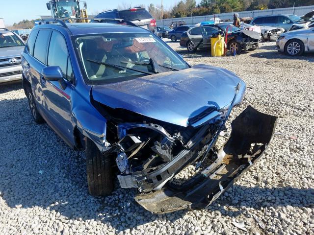 2018 Subaru Forester 2 en venta en Memphis, TN