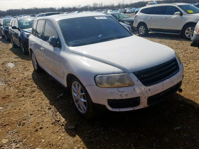 Salvage 2004 Volkswagen TOUAREG 4 for sale