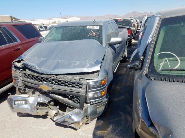 2015 Chevrolet SILVERADO | Vin: 1GCVKREC7FZ285534