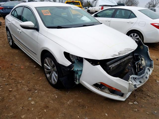 Salvage 2010 VOLKSWAGEN CC - Small image. Lot 30887250
