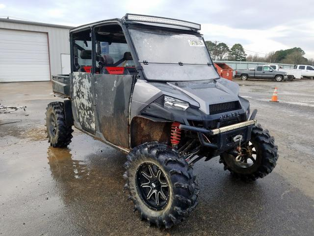 Salvage 2015 Polaris RANGER CRE for sale