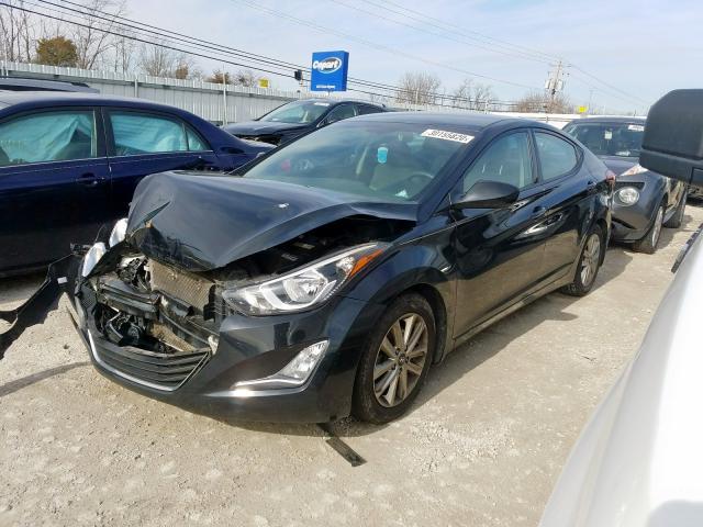 2015 Hyundai  | Vin: KMHDH4AE6FU279026