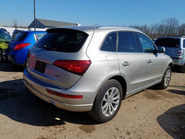 2015 Audi Q5 PREMIUM PLUS | Vin: WA1LFAFP3FA113590