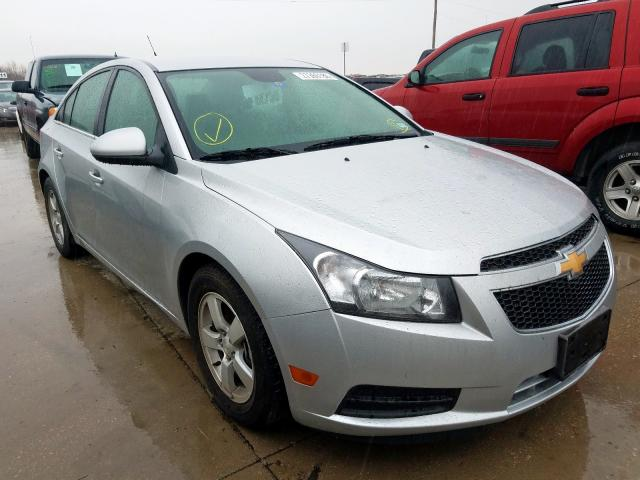Salvage 2013 CHEVROLET CRUZE - Small image. Lot 27360180