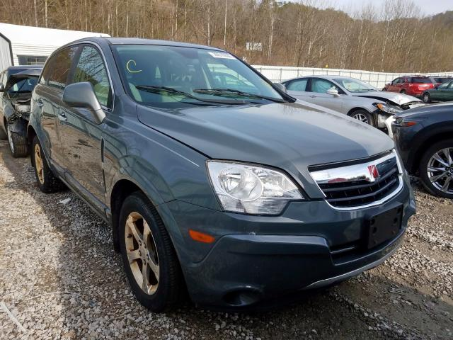 Salvage cars for sale from Copart Hurricane, WV: 2008 Saturn Vue Hybrid