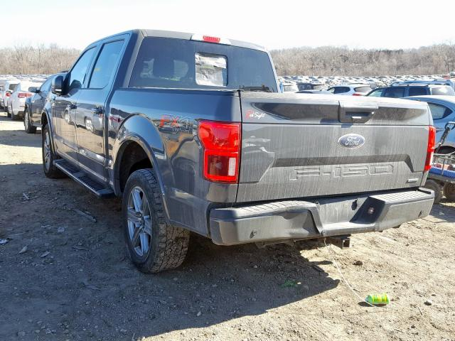 2018 Ford F150 | Vin: 1FTEW1EG1JFB27824