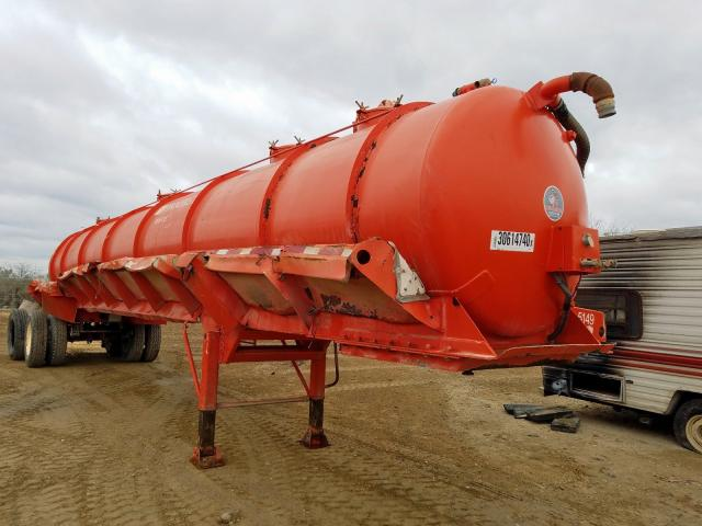 Salvage cars for sale from Copart San Antonio, TX: 2011 Other Tanker
