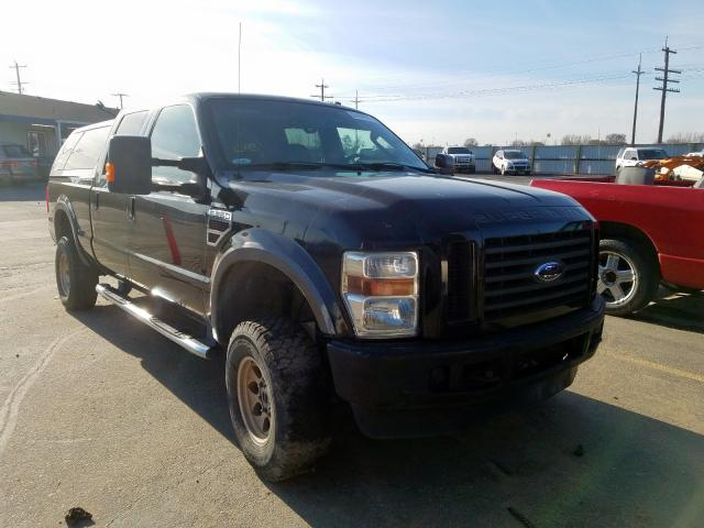 Salvage 2008 Ford F350 SRW S for sale