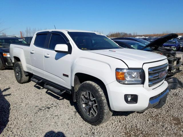 1gtp6ce17h1284216 2017 Gmc Canyon Sle In On Toronto