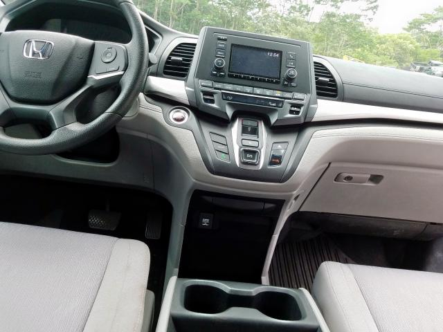 2018 Honda ODYSSEY | Vin: 5FNRL6H20JB098666