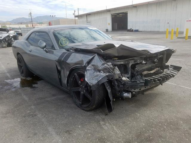 Salvage cars for sale from Copart Sun Valley, CA: 2012 Dodge Challenger