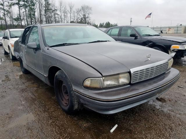 Salvage 1991 Chevrolet CAPRICE for sale