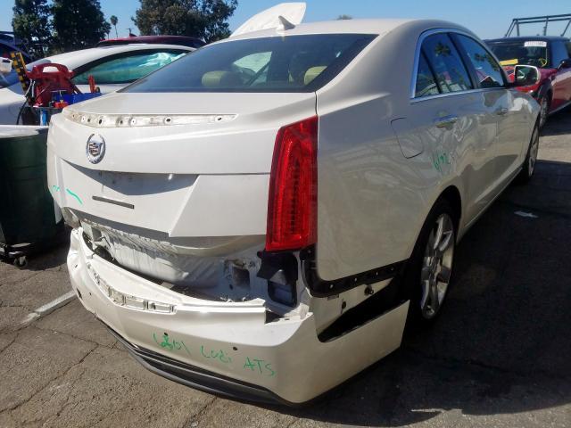2013 Cadillac  | Vin: 1G6AB5SA8D0118033