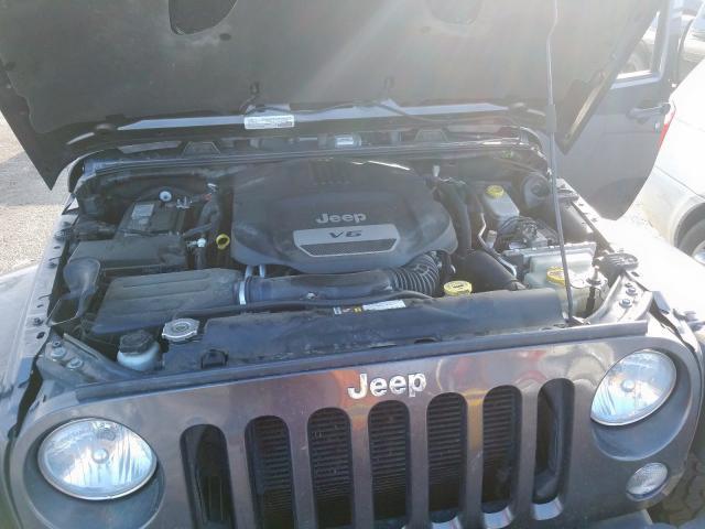 2016 Jeep    Vin: 1C4HJWFG6GL189074