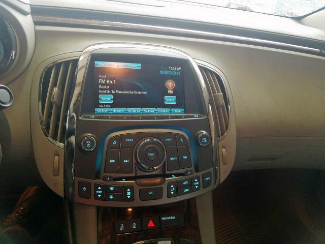 2013 Buick LACROSSE | Vin: 1G4GA5E30DF227229