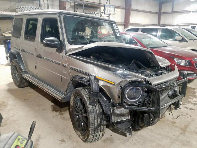 2020 Mercedes-Benz G | Vin: WDCYC6BJ4LX338526