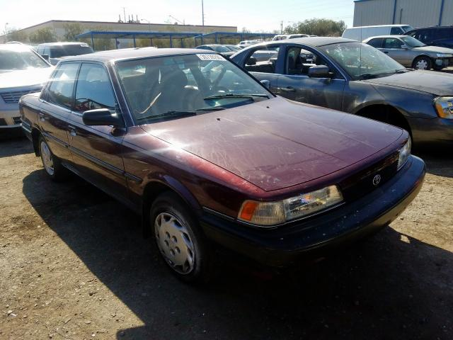 Salvage 1990 Toyota CAMRY DLX for sale