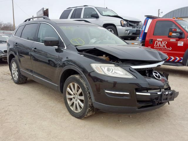 Mazda CX-9 salvage cars for sale: 2007 Mazda CX-9