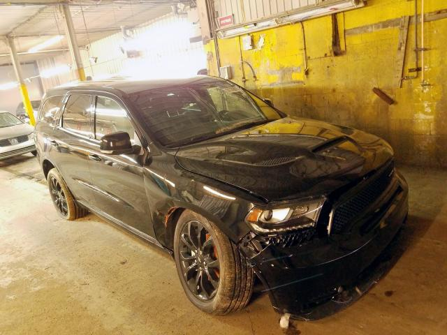 Salvage cars for sale from Copart Fort Wayne, IN: 2020 Dodge Durango GT