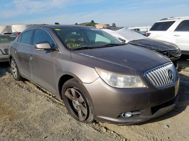 Buick salvage cars for sale: 2011 Buick Lacrosse C