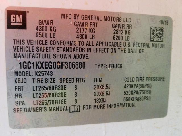 1GC1KXEG0GF306880