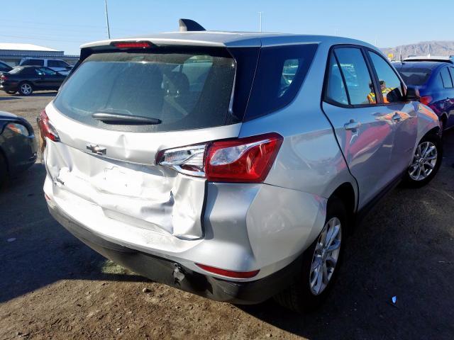 2020 Chevrolet EQUINOX   Vin: 3GNAXHEV4LS513923