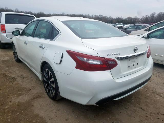 2018 Nissan  | Vin: 1N4AL3APXJC163527