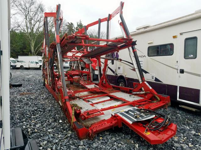 Cottrell salvage cars for sale: 2015 Cottrell Car Hauler