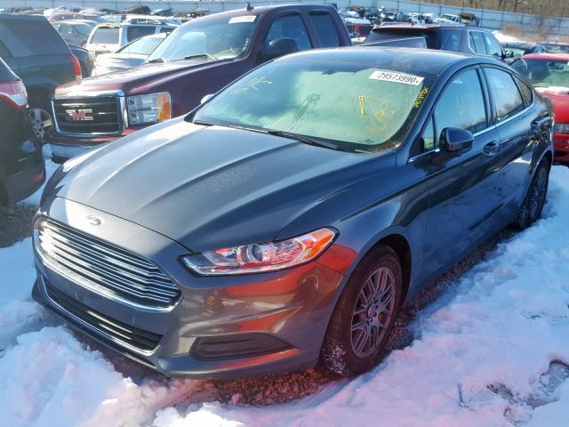 2015 Ford  | Vin: 3FA6P0G75FR210522