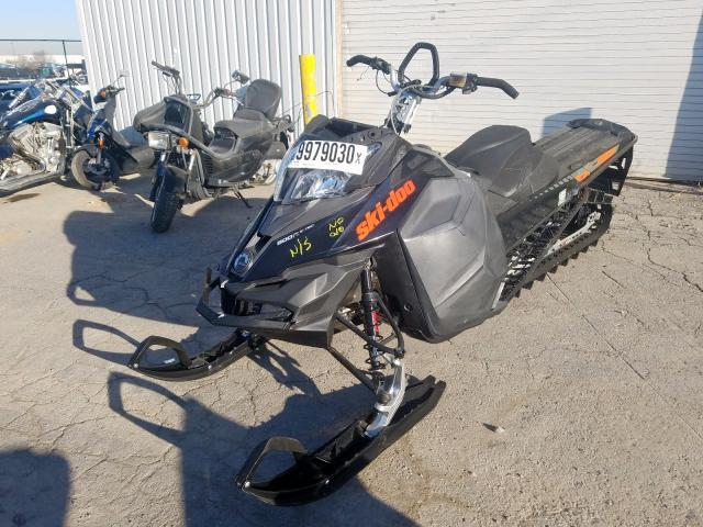 2015 BOMBARDIER  SNOWMOBILE