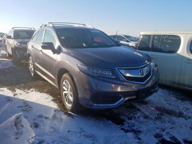 photo ACURA RDX 2017