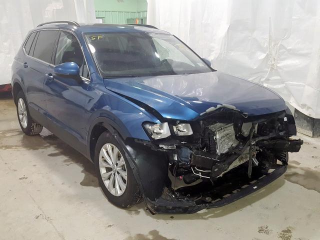 2019 Volkswagen Tiguan Se 2.0L