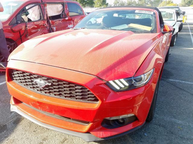 2016 Ford  | Vin: 1FATP8EM0G5281061