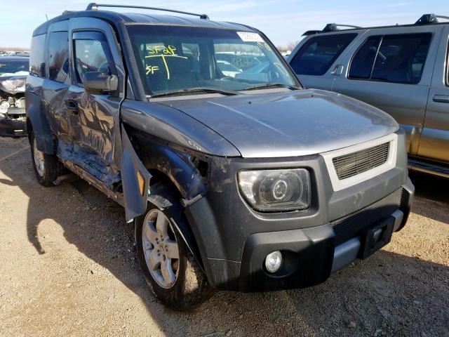 Salvage cars for sale from Copart Bridgeton, MO: 2005 Honda Element EX
