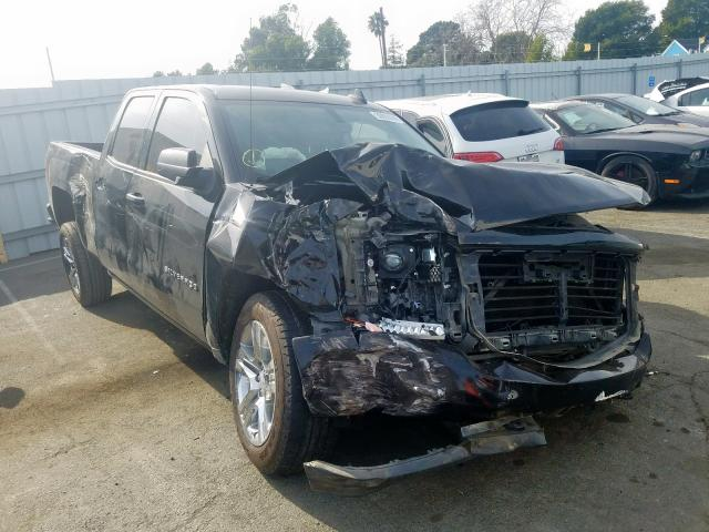 Salvage cars for sale from Copart Antelope, CA: 2018 Chevrolet Silverado
