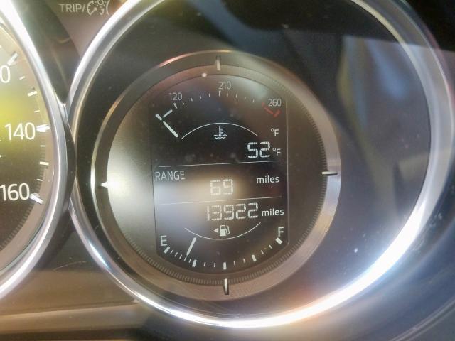 2018 Mazda 6 | Vin: JM1GL1UM2J1319680