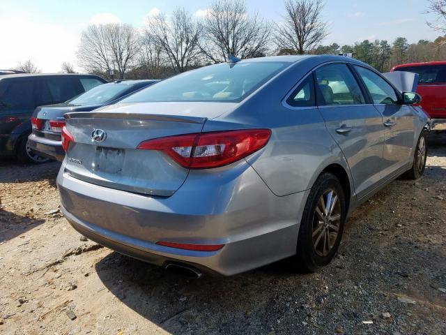 2017 Hyundai  | Vin: 5NPE24AF8HH561815