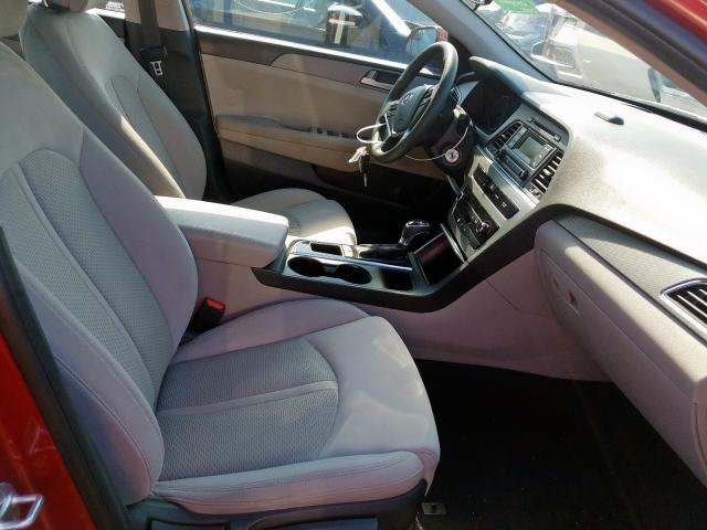 2017 Hyundai  | Vin: 5NPE24AF2HH572003
