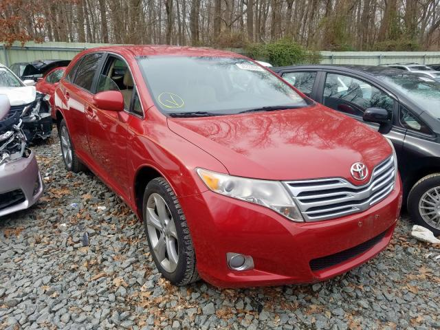 Salvage 2009 TOYOTA VENZA - Small image. Lot 30222020