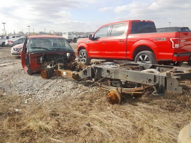 Salvage cars for sale from Copart Indianapolis, IN: 2004 Chevrolet Silverado