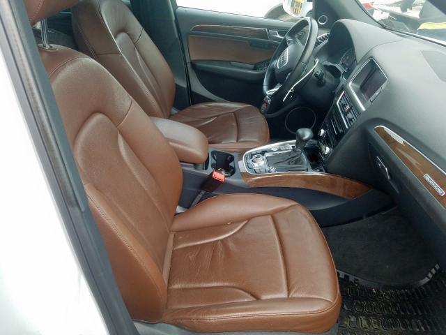 2016 Audi Q5 PREMIUM PLUS   Vin: WA1L2AFP4GA008991