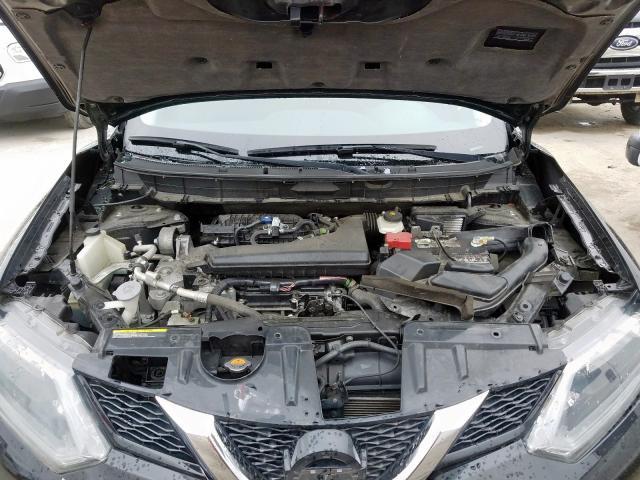 2014 Nissan    Vin: 5N1AT2MT7EC817737