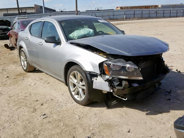 Salvage cars for sale from Copart Columbus, OH: 2014 Dodge Avenger SE
