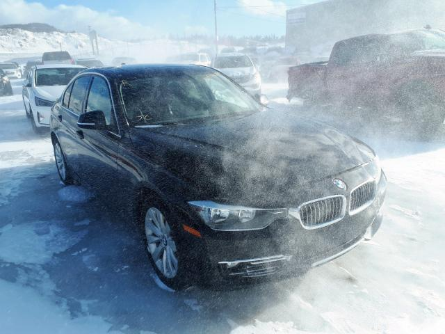 Salvage 2015 BMW 320 I XDRIVE for sale