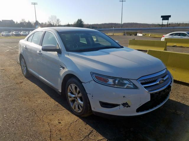 Salvage 2011 FORD TAURUS - Small image. Lot 25869639