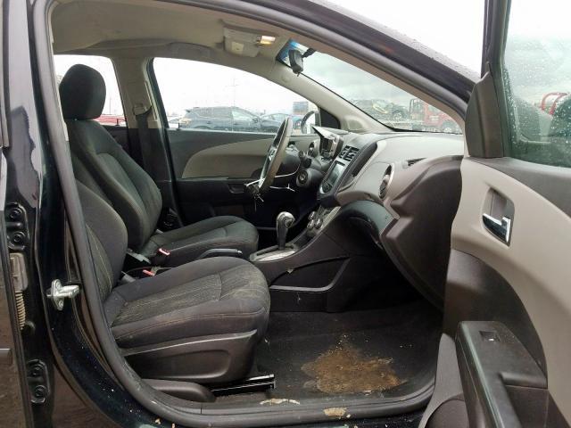 2013 Chevrolet    Vin: 1G1JC5SH1D4166496
