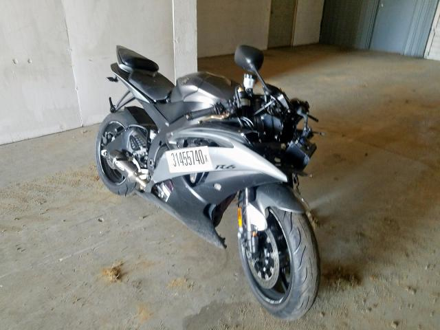 Salvage cars for sale from Copart Concord, NC: 2016 Yamaha YZFR6